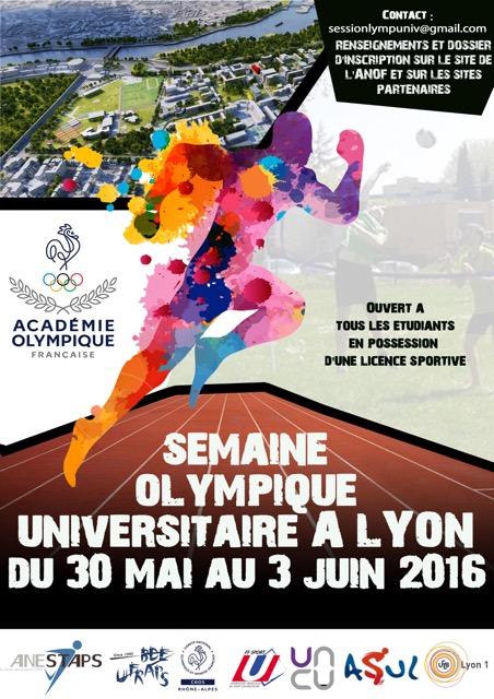 semaine olympique